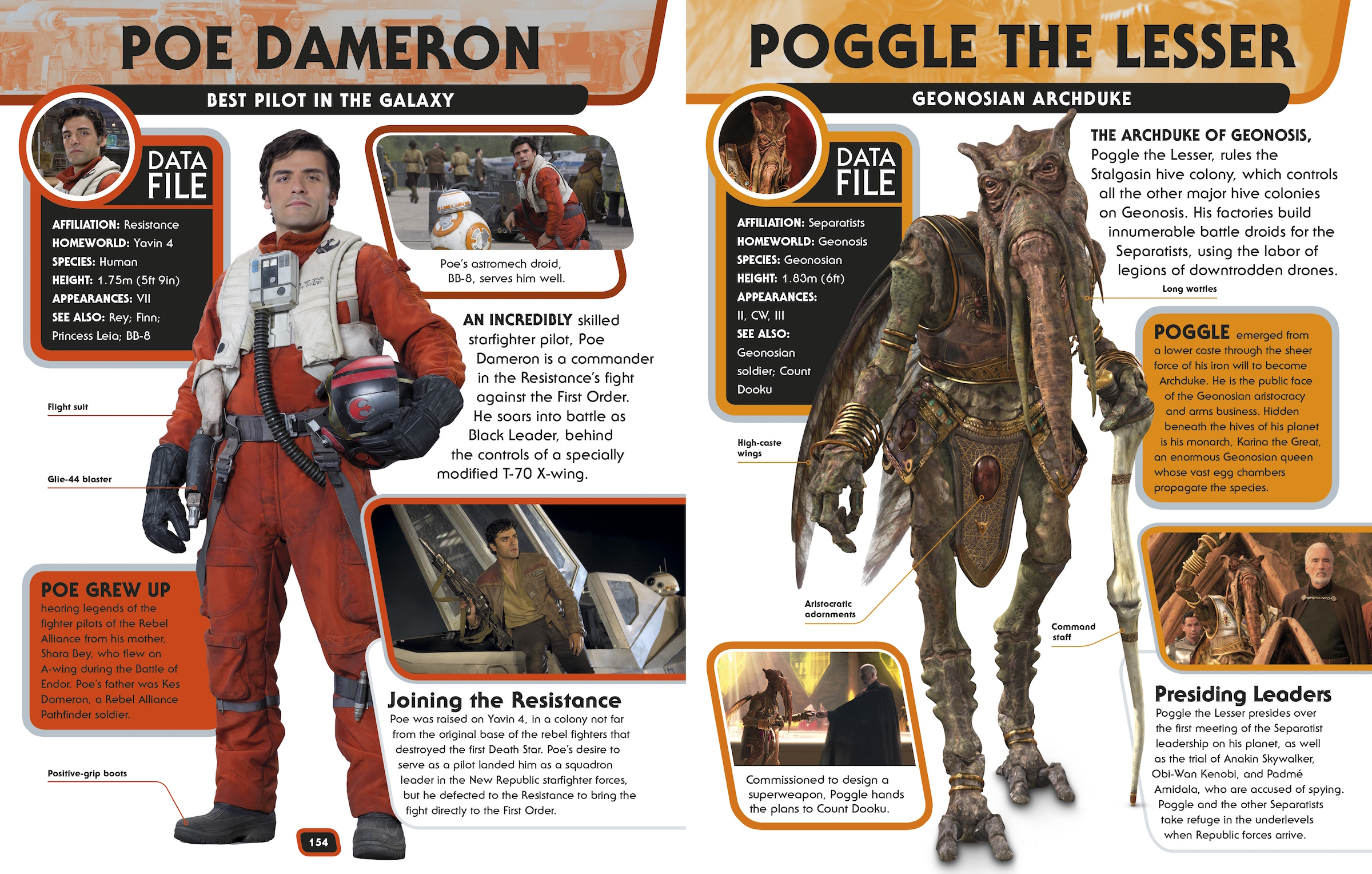 pablo hidalgo star wars character encyclopedia interview