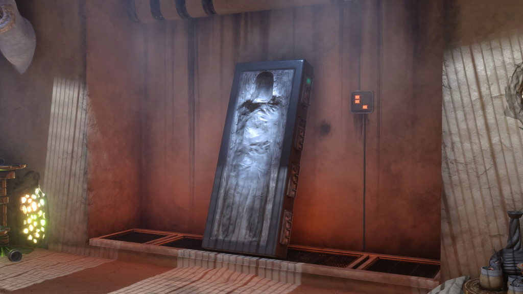 Star Wars Battlefront - Han Solo's Carbonite Chamber