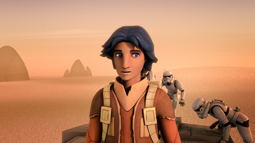 Star Wars Rebels - Ezra
