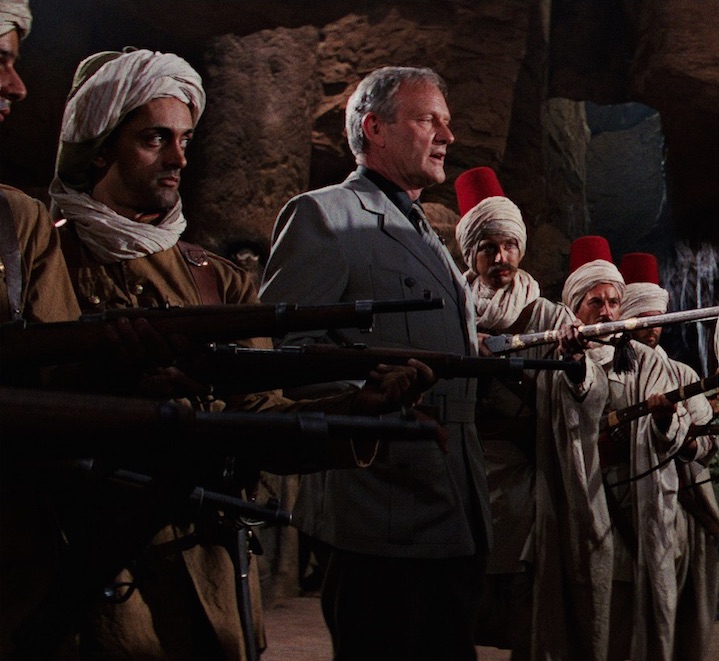 Glover in Indiana Jones and the Last Crusade