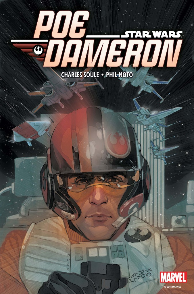 Star Wars Poe Dameron #1 Cover