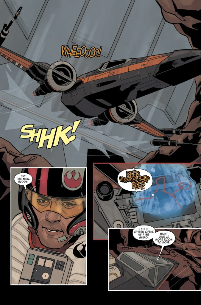 Star Wars Poe Dameron #1 - Page 3
