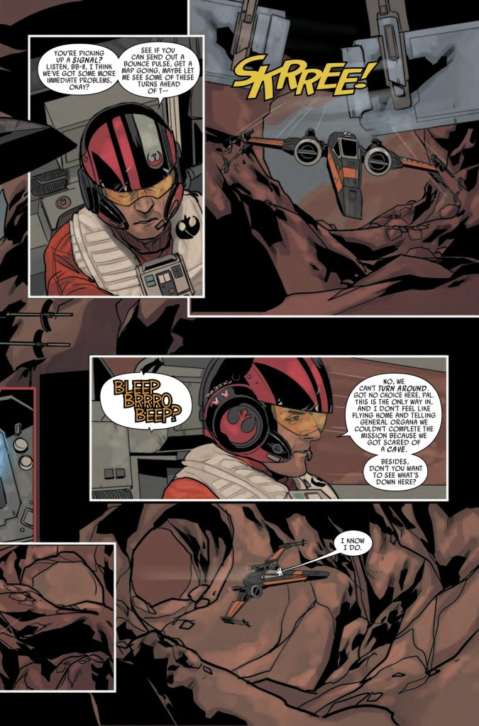Star Wars Poe Dameron #1 - Page 4