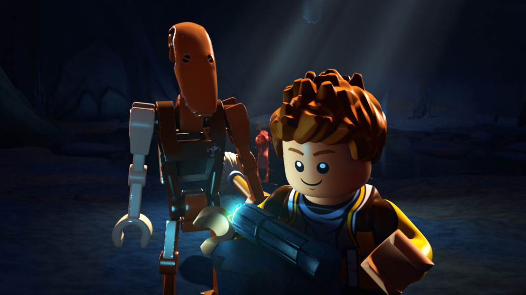 LEGO Star Wars: The Freemaker Adventures Premieres June 20 on ...