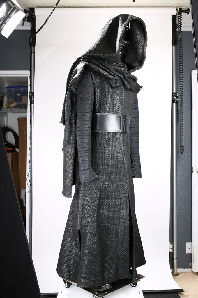 ANOVOS Kylo Ren ensemble behind the scenes
