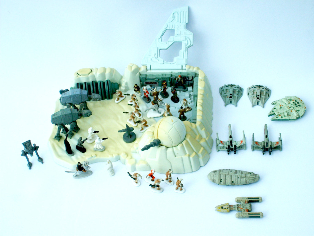 Micro Machines - Hoth