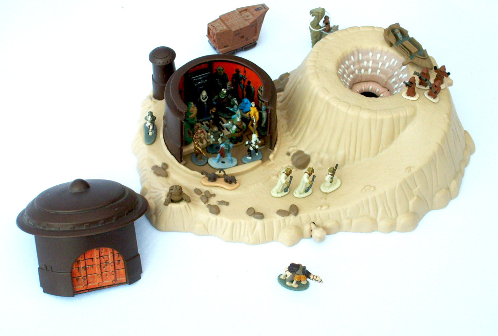 Micro Machines - Tatooine