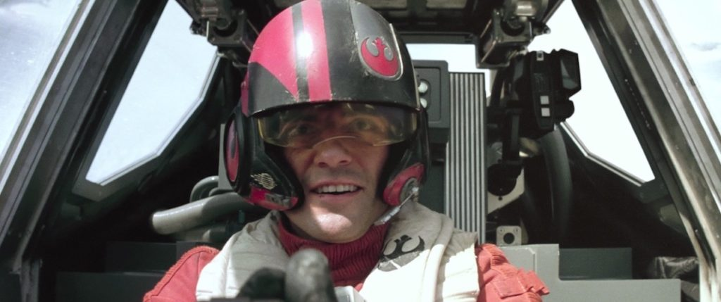 The Force Awakens - Poe Dameron