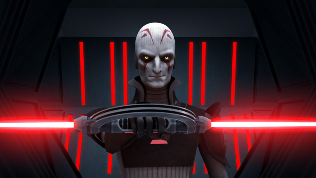 Star Wars Rebels - The Inquisitor