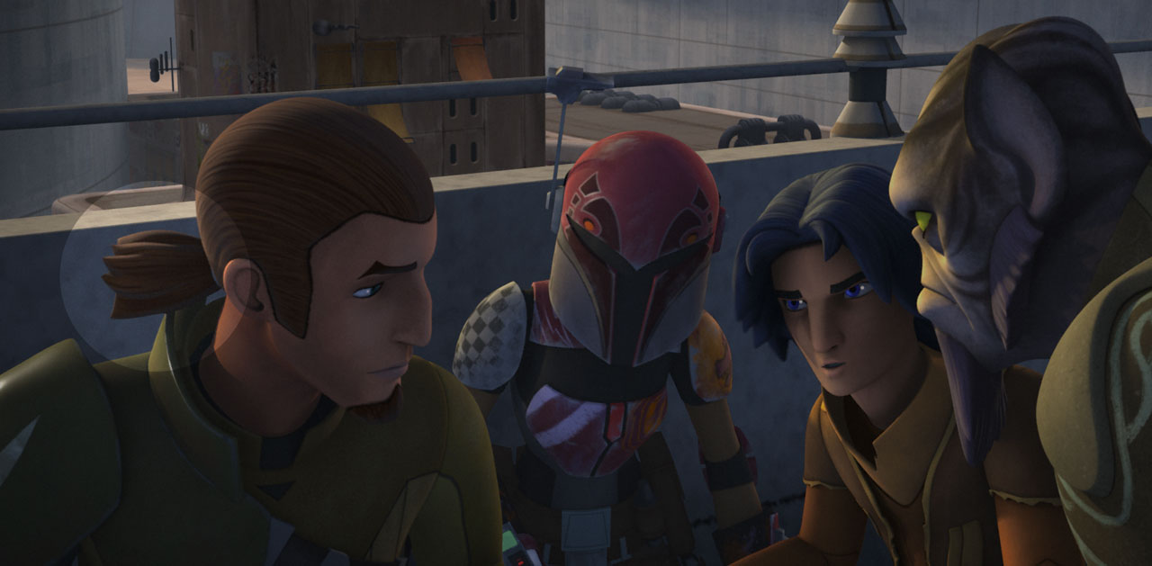 Ranking Rebels: Ponytail