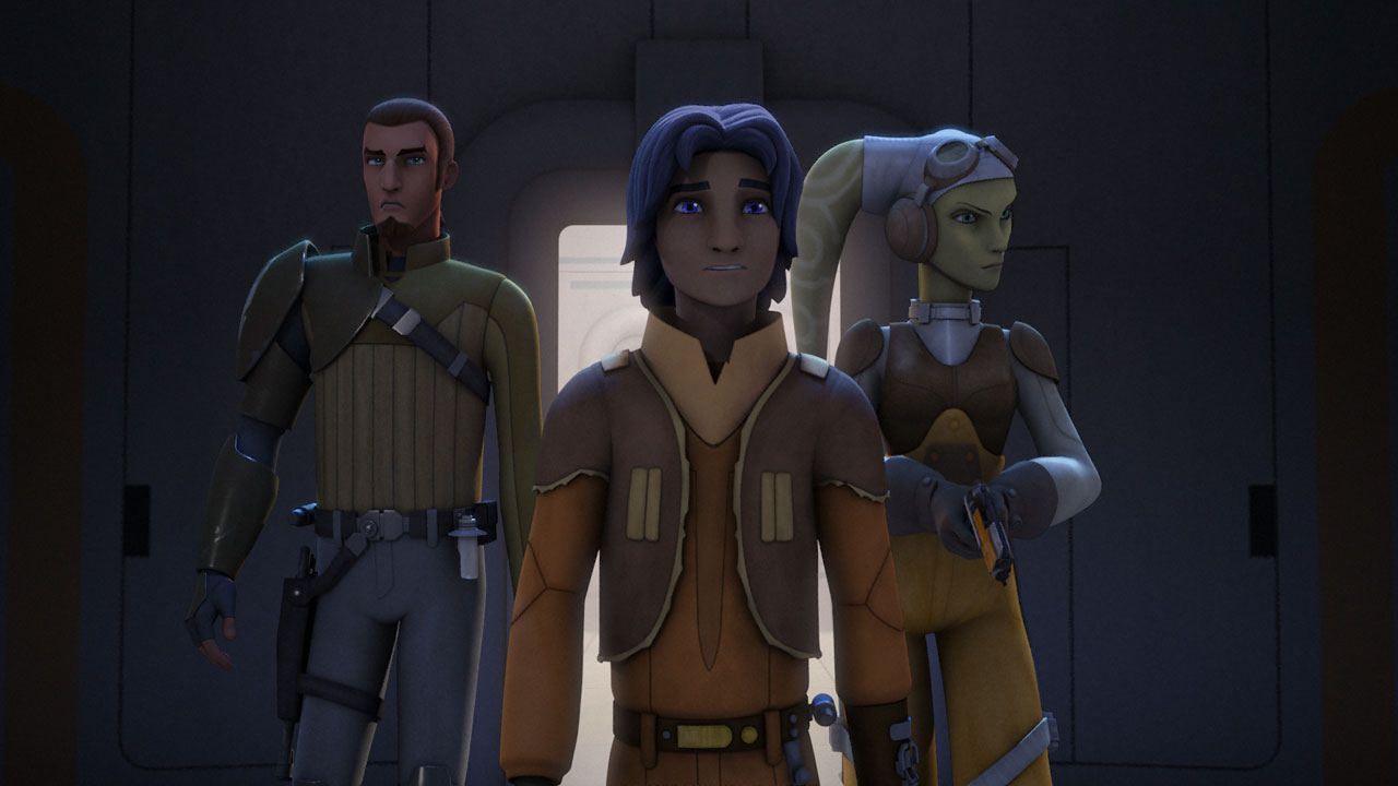 Ranking Rebels: Ezra