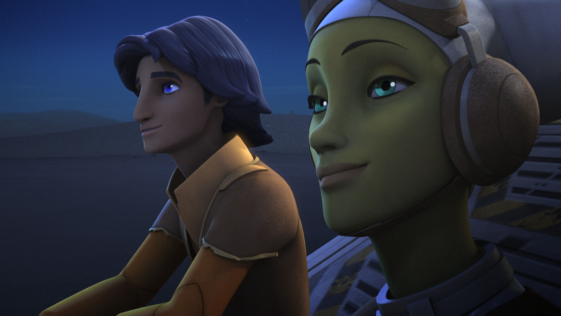Ranking Rebels: Ezra and Hera