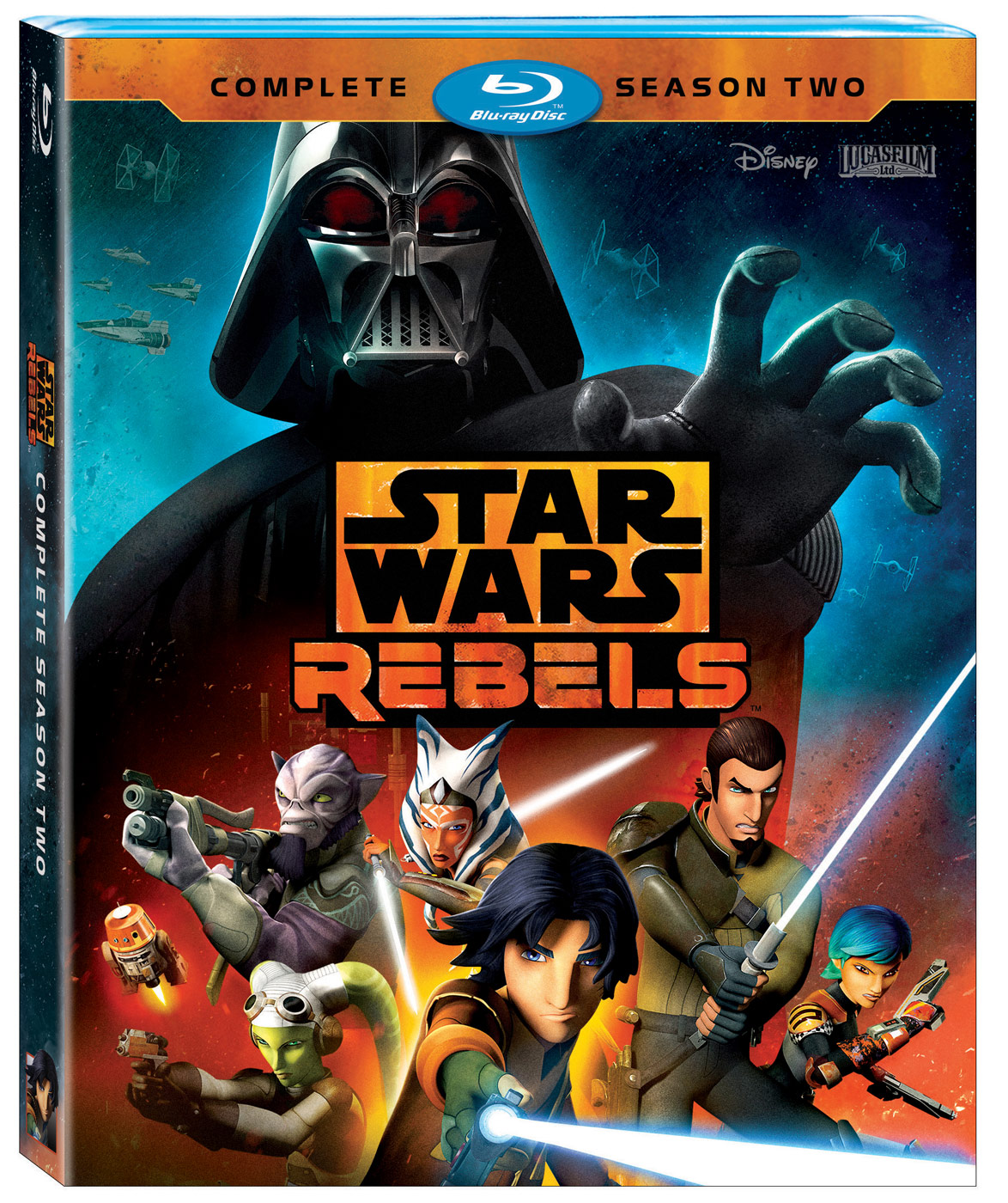 Star Wars Rebels: Complete Season Two Coming to Blu-ray ... - photo#36
