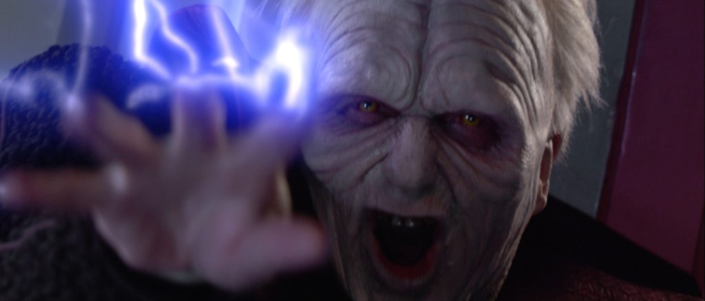 Revenge of the Sith - Darth Sidious Unlimited Power
