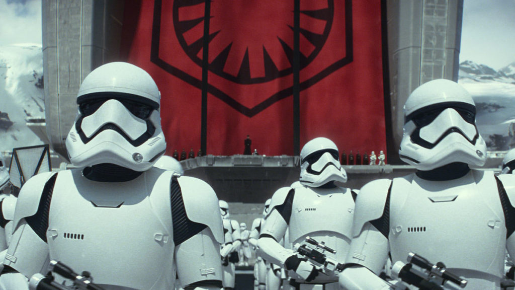 The Force Awakens - Stormtroopers
