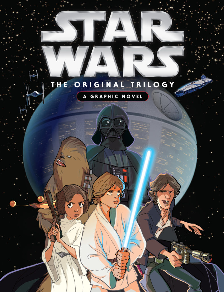 Star Wars: The Original Trilogy Graphic Novel