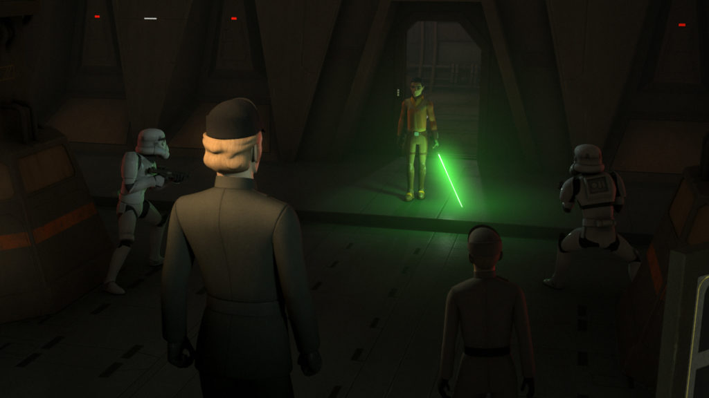 Star Wars Rebels - Steps Into Shadow