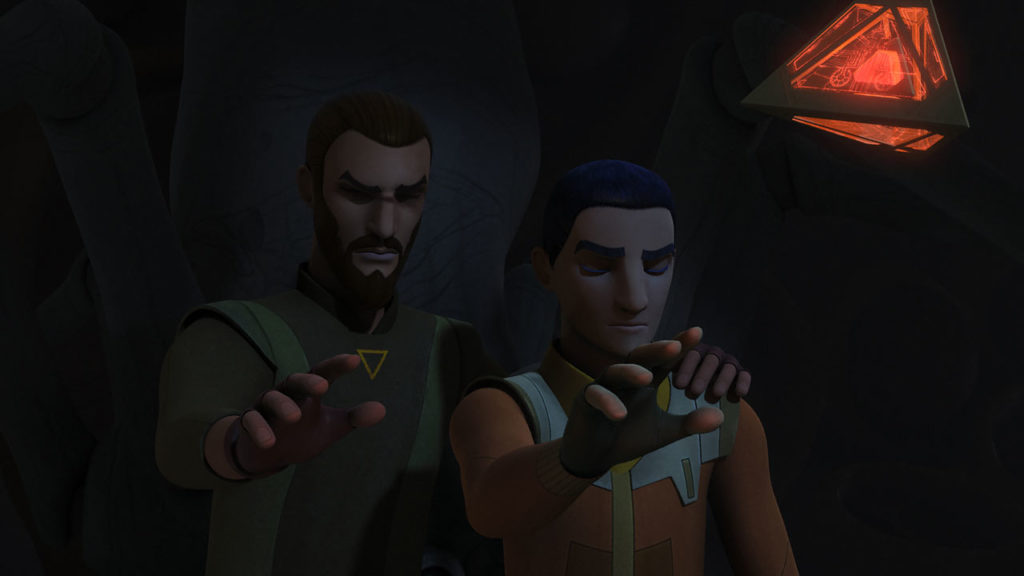 Star Wars Rebels - The Holocrons of Fate
