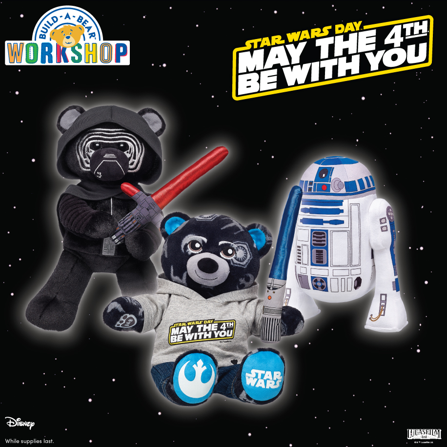 May The 4th Be With You Disney 2019: Star Wars Day 2017 Deals