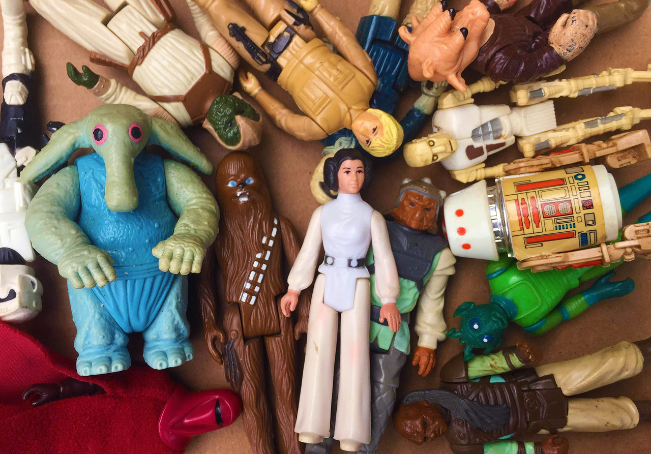 Kenner Star Wars Toys : Ways star wars a new hope changed everything starwars