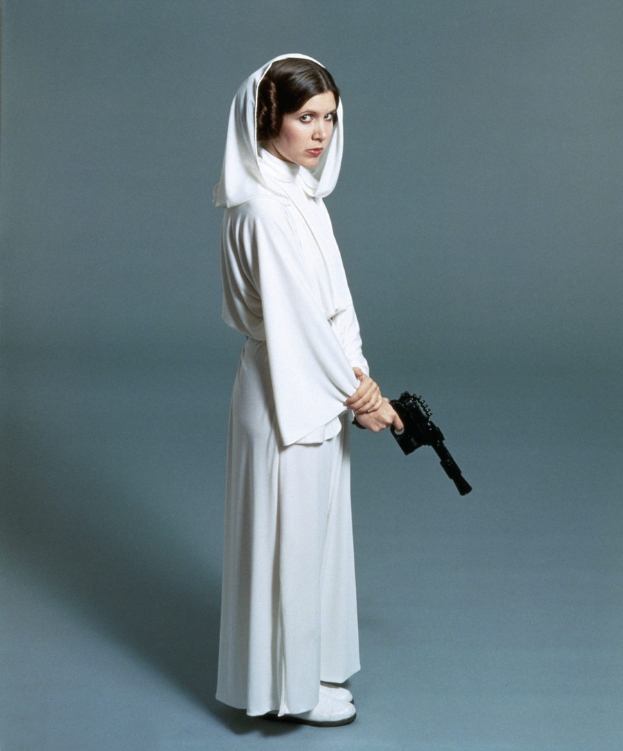 Princess Leia Organa S Fashion Reigns Supreme Says Kelly
