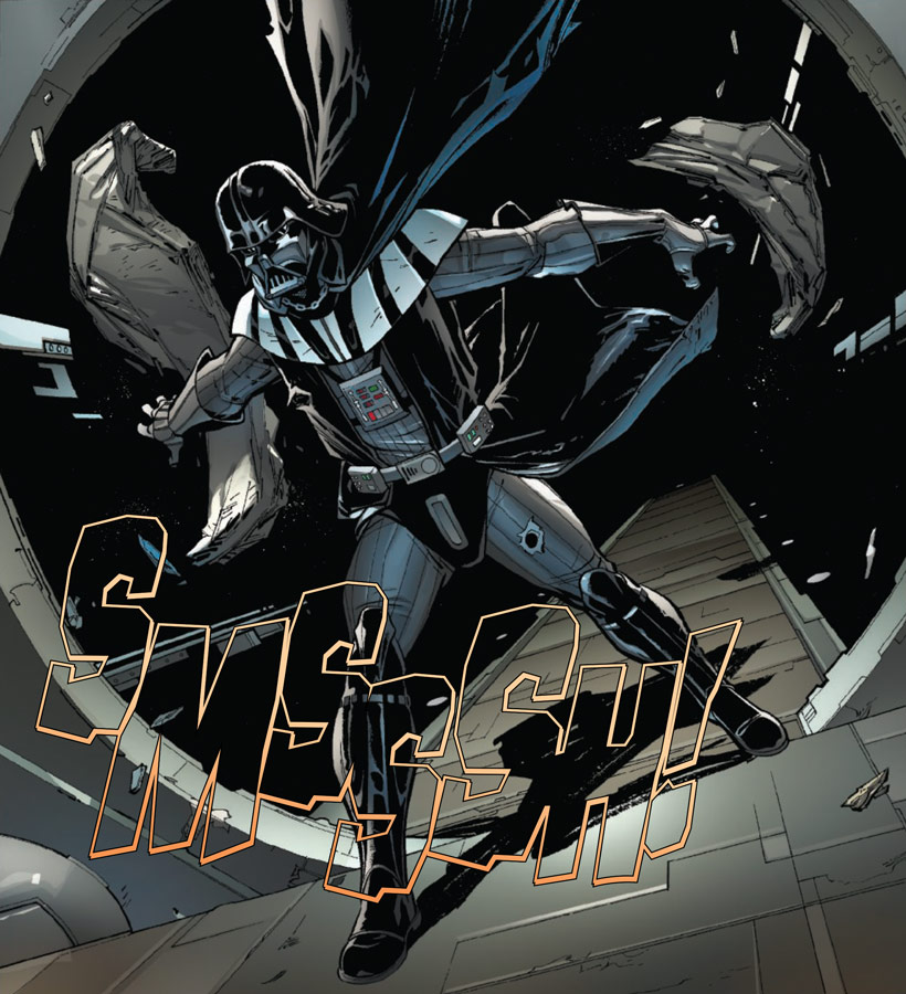 Charles Soule on the Powerful First Arc of Marvel's Darth ...