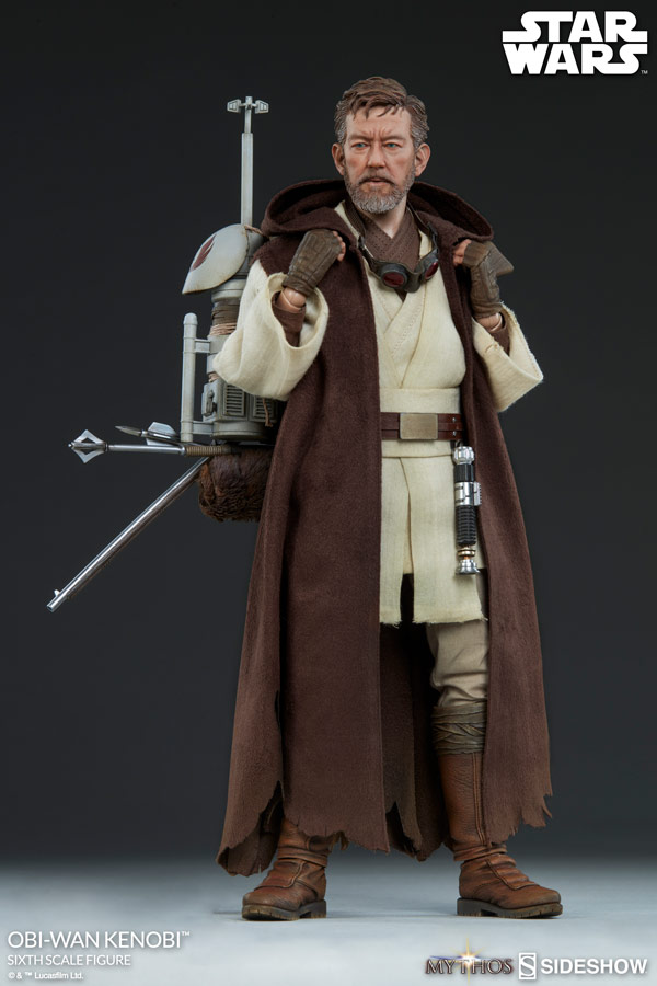 Hello There: Introducing Sideshow's 1:6 Scale Mythos Obi-Wan ...