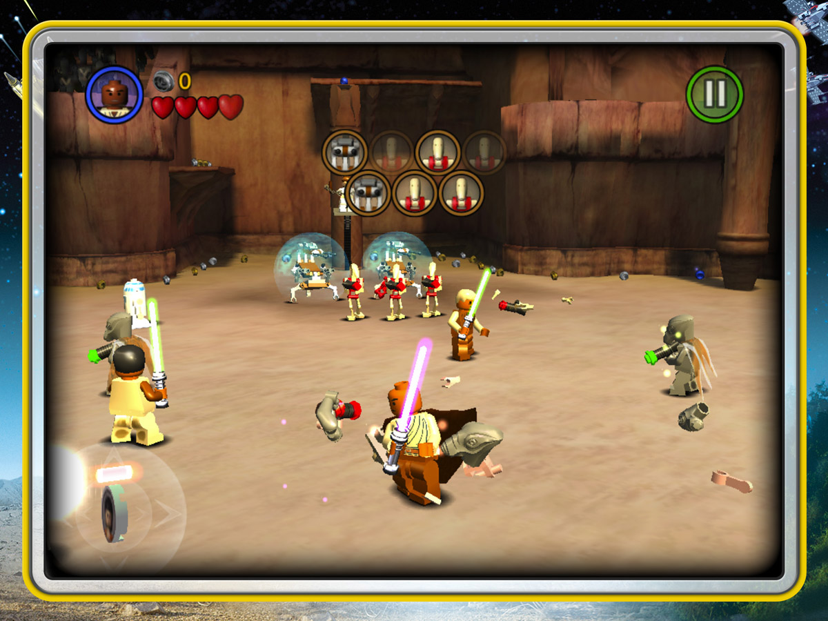 Lego Star Wars Games To Play