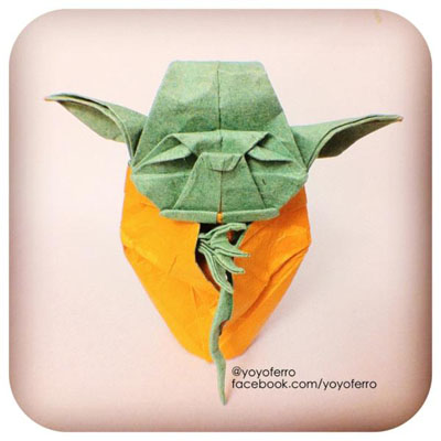 Origami Instructions For Models I Invented - Origami for ... | 400x400
