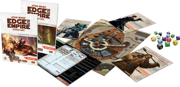 The Vision And Goal For Star Wars Edge Of Empire Beginner Impressed Me With Its Ambition As A Designer At Fantasy Flight