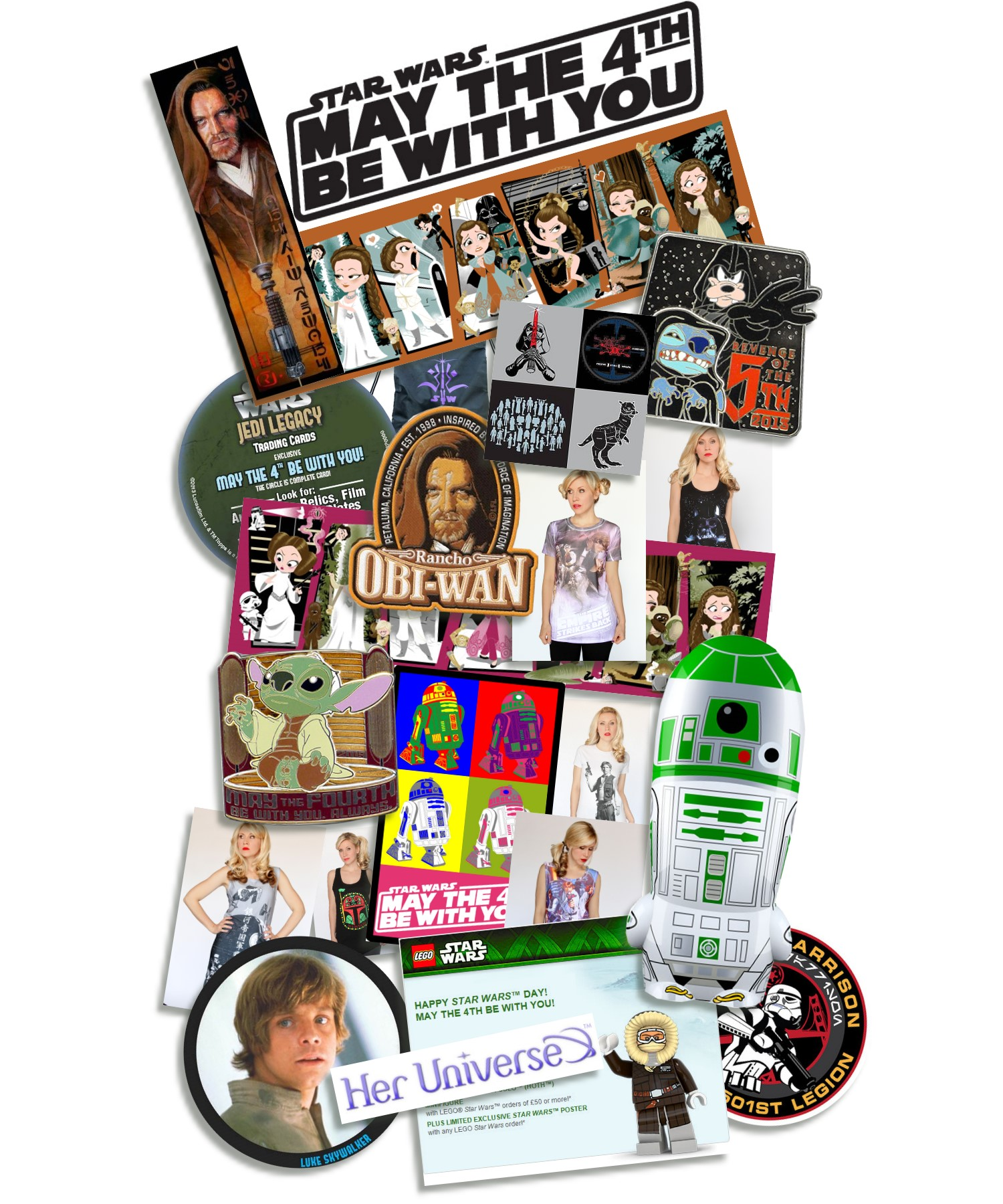 May The Fourth Be With You At Disneyland: May The 4th Be With You: Special Product Releases And