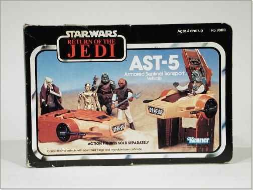 Offscreen, but Not Forgotten: Mini-Rigs, Body-Rigs, and Other Kenner Vehicles
