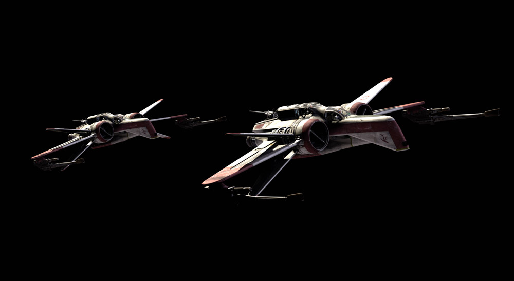 f020a2c2e The ARC-170, the starfighter of choice for the Republic's clone troopers,  is successful on many levels. Dramatically, it plays a key role in the  opening of ...