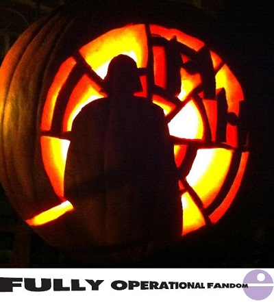 Fully Operational Fandom You Dont Need A Lightsaber To Carve