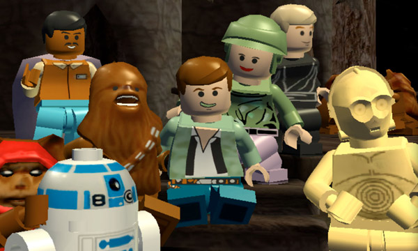 LEGO Star Wars: The Complete Saga Available Now for iOS | StarWars.com