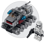 LEGO Star Wars clone turbo tank from Toy Fair 2014