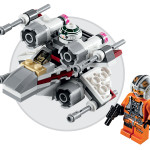 LEGO X-wing fighter from Toy Fair 2014