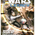 Star Wars Legacy #13 cover