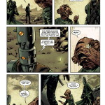 Star Wars: Legacy #14, page 1