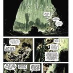 Star Wars Legacy #15, page 1