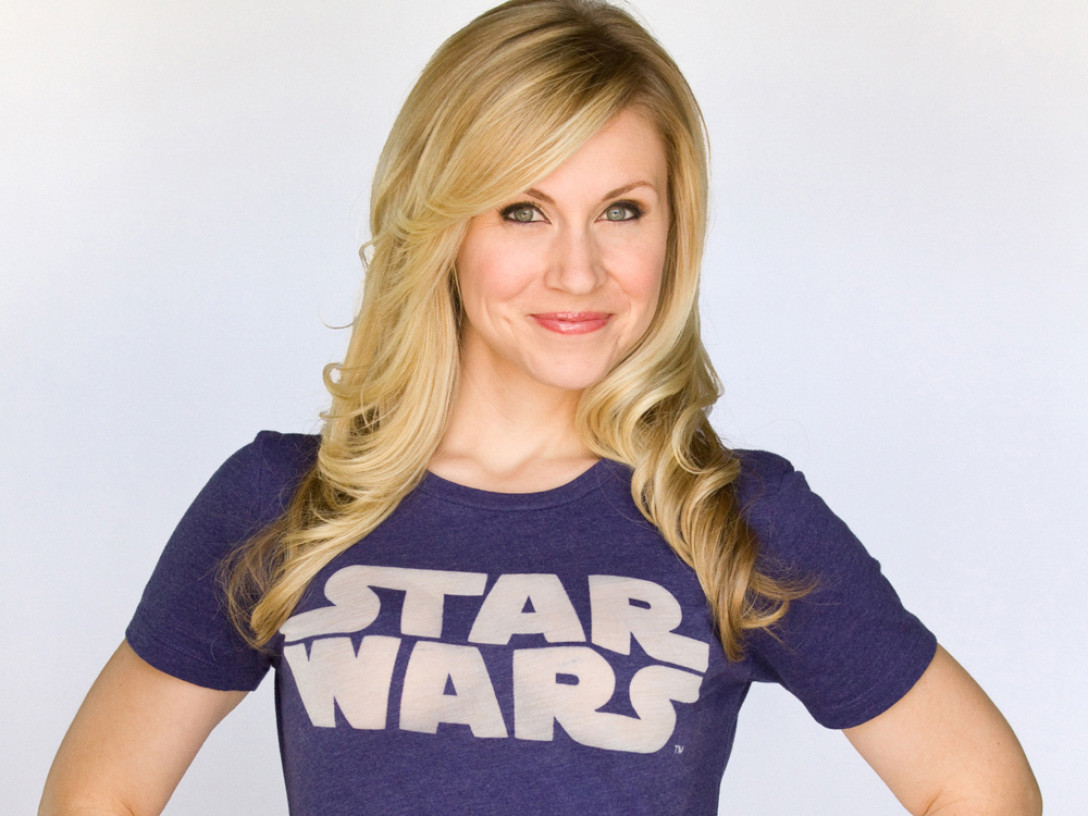 Portrait of Ashley Eckstein