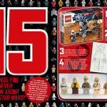 Star Wars Insider #150 - LEGO feature