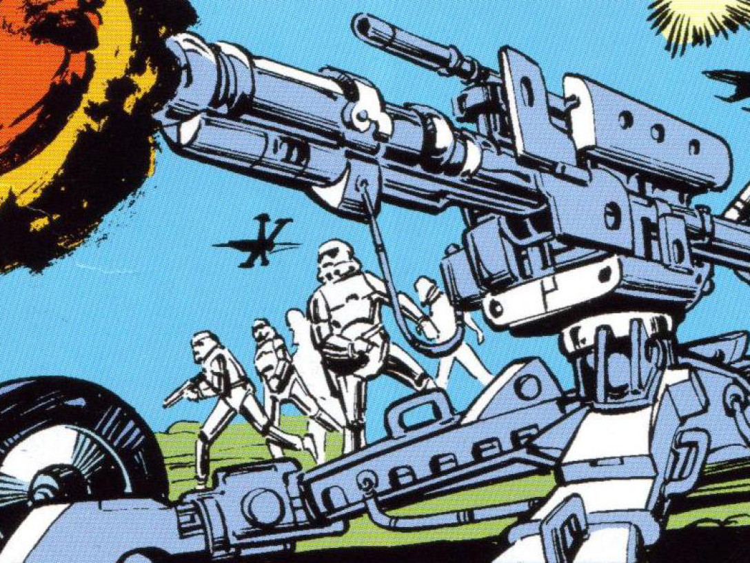 Star Wars: The Essential Guide to Warfare Author's Cut, Part
