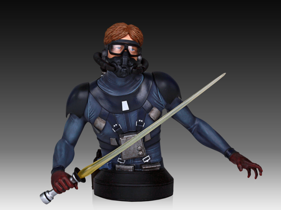 Luke Skywalker Ralph McQuarrie mini bust