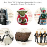 Star Wars Keepsake Ornaments - Hallmark