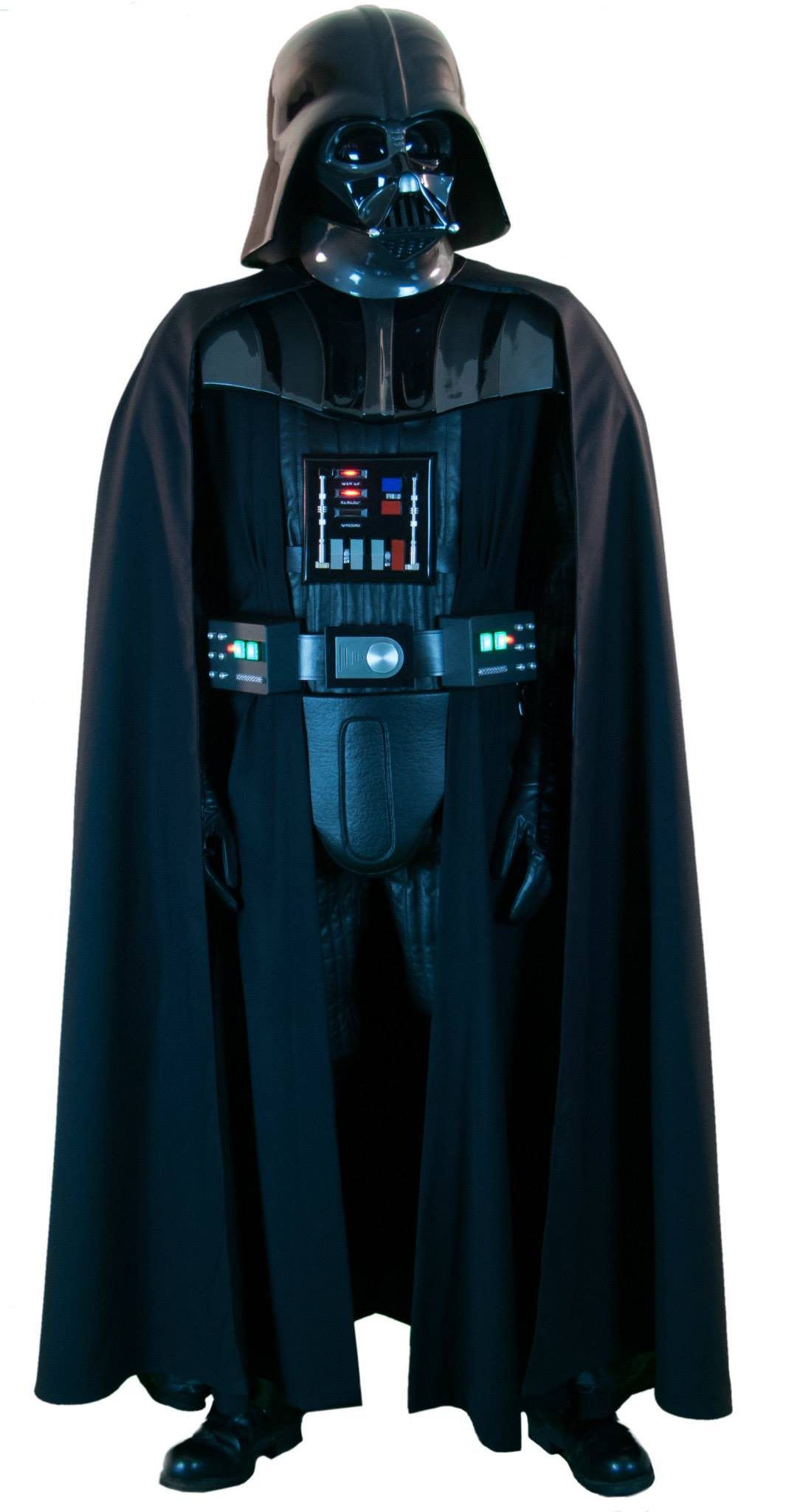 Anovos Stunning Darth Vader Costume Exclusive Reveal