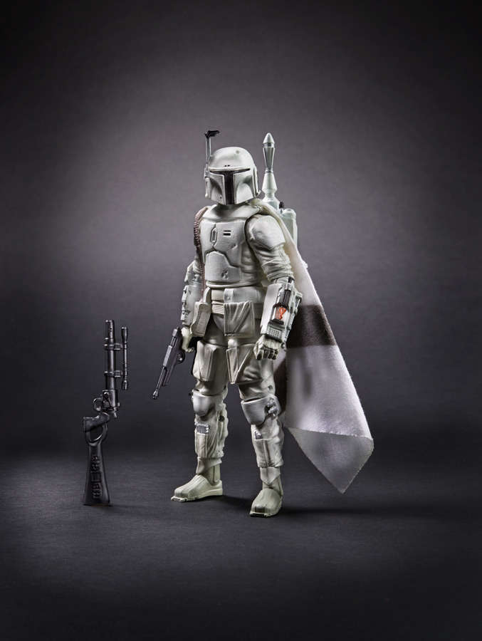 NEW STAR WARS BLACK SERIES 3.75 BOBA FETT PROTOTYPE ARMOR