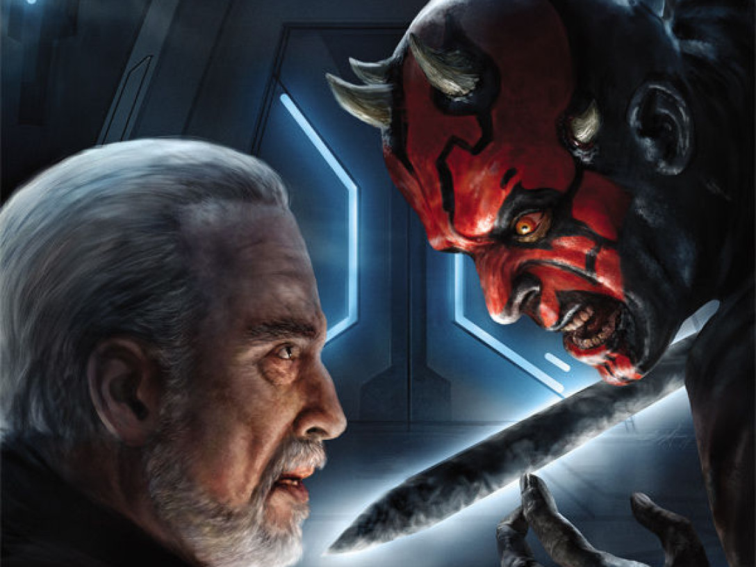 Star Wars: Darth Maul -- Son of Dathomir #3