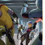 Star Wars Rebels: A New Hero interior
