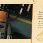 Star Wars Rebels: Chopper Saves the Day interior